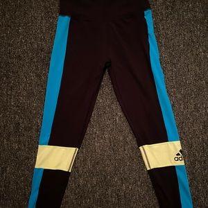 Adidas woman's leggings